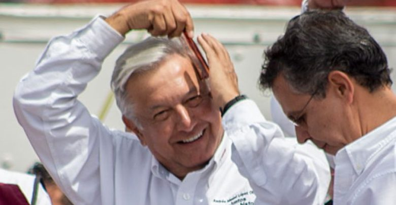 Photo of Los departamentos de AMLO