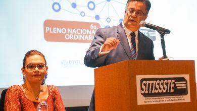 Photo of El líder del SITISSSTE le apuesta al diálogo y la unidad para fortalecer su organización
