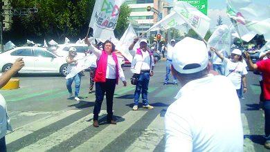 Photo of La priista que quiere gobernar Iztacalco