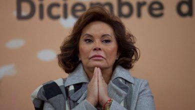 Photo of Elba Esther Gordillo fue absuelta de los cargos por lavado de dinero