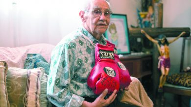 Photo of Don José Mira  combinó desde los 13 años  el trabajo con la aventura de vivir