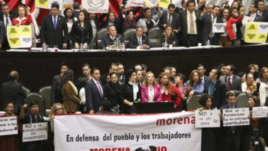 Photo of Futuro de Afores dividen a las bancadas de Morena y el PT
