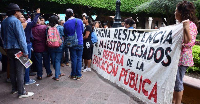 Photo of SNTE vigilará reinstalación de maestros cesadospor reforma educativa
