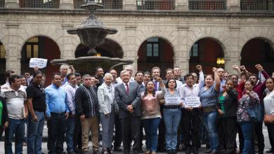 Photo of CNTE presume conquistas; AMLO niega presiones