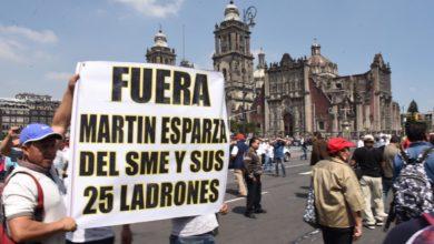 Photo of Disidentes del SME esperan expulsión de Martín Esparza
