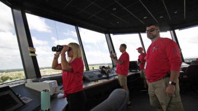 Photo of Descartan emplazamiento a huelga de controladores aéreos